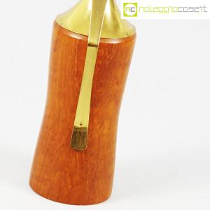 Macabo, brocca termica in legno e ottone, Aldo Tura (8)