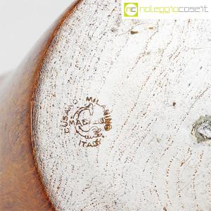 Macabo, brocca termica in legno e ottone, Aldo Tura (9)