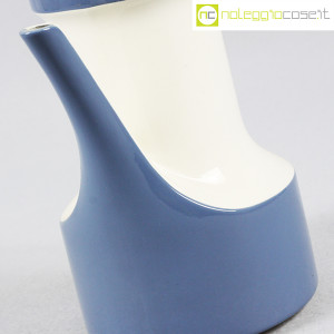 Pagnossin Ceramiche, brocca azzurra con tappo (7)