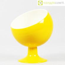 Pagnossin Ceramiche contenitore giallo