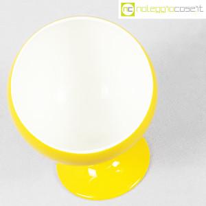 Pagnossin Ceramiche, contenitore giallo in ceramica (4)