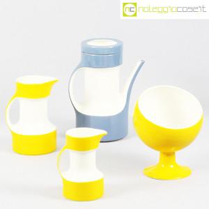 Pagnossin Ceramiche, contenitore giallo in ceramica (9)