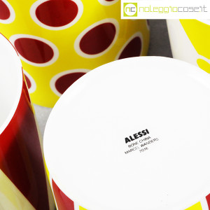 Alessi, tazze serie Circus, Marcel Wanders (8)