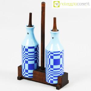Ceramiche Franco Pozzi, set olio e aceto serie Rossana, Ambrogio Pozzi (2)