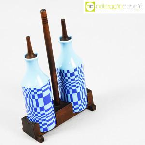 Ceramiche Franco Pozzi, set olio e aceto serie Rossana, Ambrogio Pozzi (3)