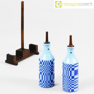 Ceramiche Franco Pozzi, set olio e aceto serie Rossana, Ambrogio Pozzi (5)