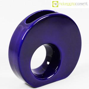 Vaso blu tondo con buco tondo (1)