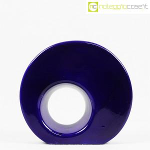 Vaso blu tondo con buco tondo (2)