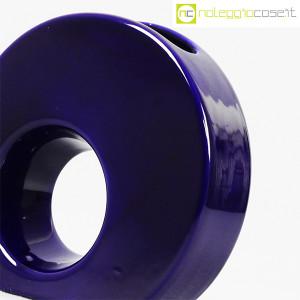Vaso blu tondo con buco tondo (6)