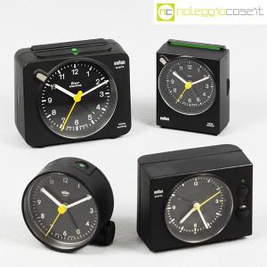 Braun, orologi da tavolo vari, Dieter Rams, Dietrich Lubs (1)
