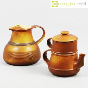 Ceramiche Bucci, teiera e brocca, Franco Bucci (1)
