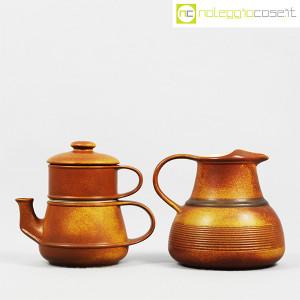 Ceramiche Bucci, teiera e brocca, Franco Bucci (2)