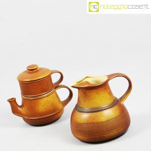 Ceramiche Bucci, teiera e brocca, Franco Bucci (3)