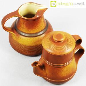 Ceramiche Bucci, teiera e brocca, Franco Bucci (4)