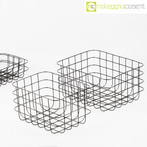 Cestini neri in rete metallica (6)