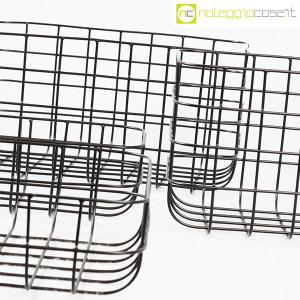 Cestini neri in rete metallica (8)