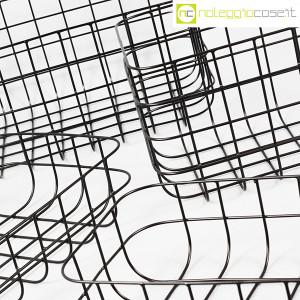 Cestini neri in rete metallica (9)