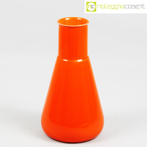 Gabbianelli, vaso bottiglia arancio (1)