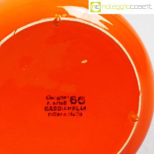 Gabbianelli, vaso bottiglia arancio (8)