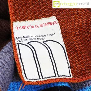Tessitura di Mompiano, coperta copriletto serie Maxima, Bruno Munari (9)