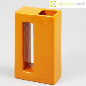 Vaso parallelepipedo color ocra (1)