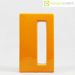 Vaso parallelepipedo color ocra (2)