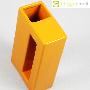 Vaso parallelepipedo color ocra (4)