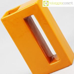 Vaso parallelepipedo color ocra (5)