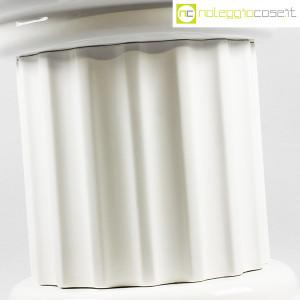 Colonna bassa in ceramica bianca (5)