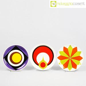Mancioli Ceramiche, piatti serie Beat, Giancarlo Casini (2)