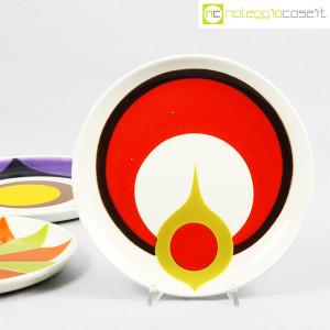 Mancioli Ceramiche, piatti serie Beat, Giancarlo Casini (5)