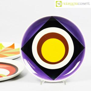 Mancioli Ceramiche, piatti serie Beat, Giancarlo Casini (6)
