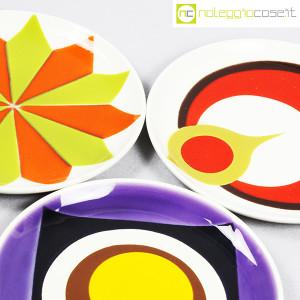 Mancioli Ceramiche, piatti serie Beat, Giancarlo Casini (7)
