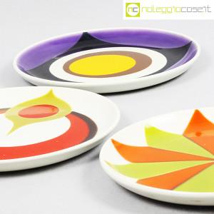 Mancioli Ceramiche, piatti serie Beat, Giancarlo Casini (8)