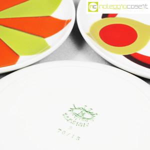 Mancioli Ceramiche, piatti serie Beat, Giancarlo Casini (9)
