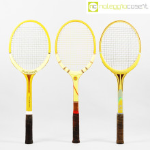 Racchette da Tennis vintage in legno