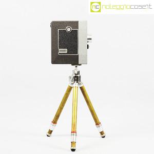 Yashica, videocamera 8-ES su cavalletto Bilora (2)