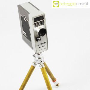 Yashica, videocamera 8-ES su cavalletto Bilora (4)