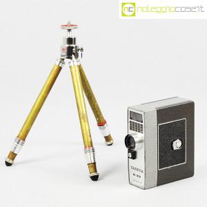 Yashica, videocamera 8-ES su cavalletto Bilora (5)