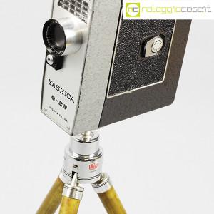 Yashica, videocamera 8-ES su cavalletto Bilora (6)