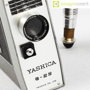Yashica, videocamera 8-ES su cavalletto Bilora (9)