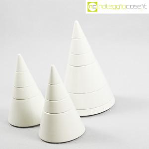 Ceramiche Franco Pozzi, set da tavola componibile Cono, Pierre Cardin (3)