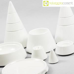 Ceramiche Franco Pozzi, set da tavola componibile Cono, Pierre Cardin (7)