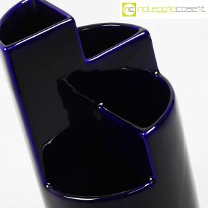 Gabbianelli, vaso alto blu mod. FB1, Franco Bettonica (5)
