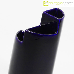 Gabbianelli, vaso alto blu mod. FB1, Franco Bettonica (6)