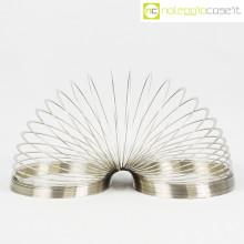 Molla Slinky grande giocattolo in metallo