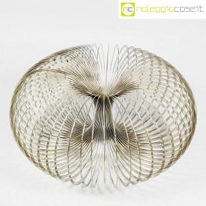 Molla Slinky grande, giocattolo in metallo (2)