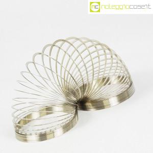 Molla Slinky grande, giocattolo in metallo (3)