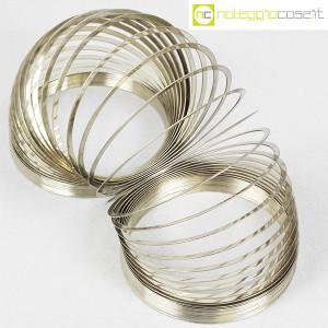 Molla Slinky grande, giocattolo in metallo (4)