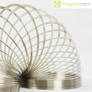 Molla Slinky grande, giocattolo in metallo (6)
